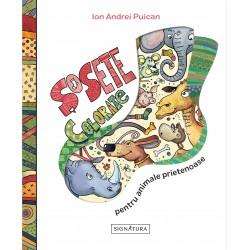 Șosete colorate pentru animale prietenoase - Ion Andrei Puican