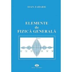 Elemente de fizică generală - Ioan Zaharie