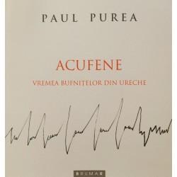 Acufene. Vremea bufnițelor din ureche - Paul Purea