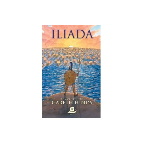 Iliada - Gareth Hinds