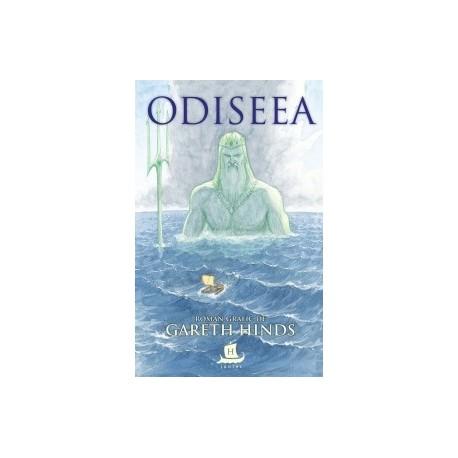 Odiseea - Gareth Hinds