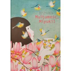Mulțumesc, Miyuki! - Roxane Marie Galliez