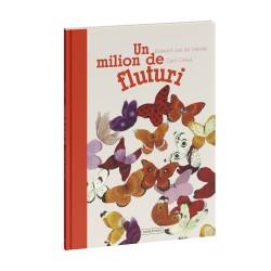 Un milion de fluturi - Edward van der Vendel