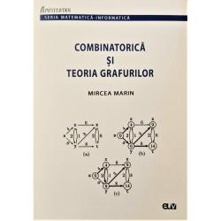 Combinatorica si Teoria Grafurilor - Mircea Marin