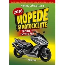 Mopede si motociclete - teorie si intrebari - Marius Stanculescu