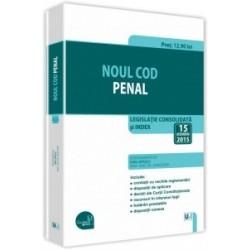 Noul Cod penal. Legislatie consolidata si index - 15 octombrie 2015 -