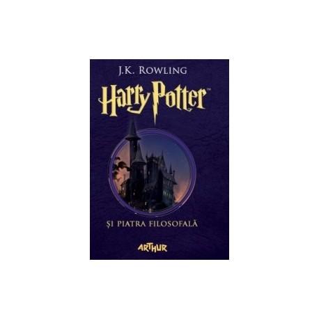 Harry Potter si piatra filosofala - J. K. Rowling