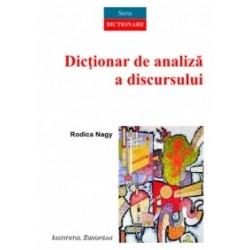 Dictionar de analiza a discursului - Rodica Nagy