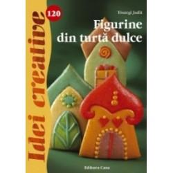Figurine din turta dulce - Idei creative 120 - Toszegi Judit