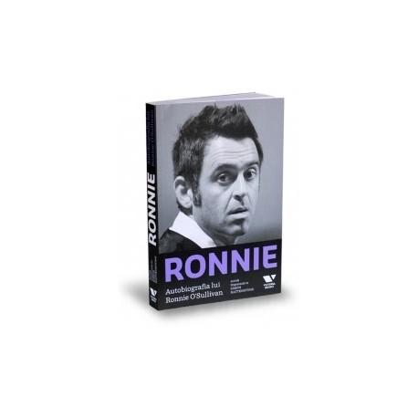 Ronnie - Autobiografia lui Ronnie O Sullivan - Ronnie O Sullivan, Simon Hattenstone