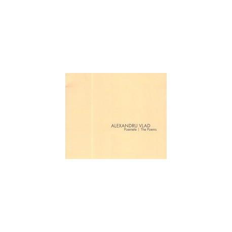 Poemele. The poems - Alexandru VLAD