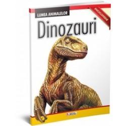 Lumea animalelor. Dinozauri - Enciclopedie -