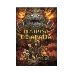 Manusa de arama (vol.2 din seria Magisterium) - Holly Black, Cassandra Clare