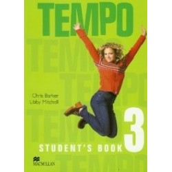 Tempo 3 Student s Book - Chris Barker, Libby Mitchell