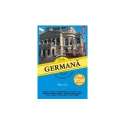 Limba germana. Exercitii de gramatica si vocabular (Editia 2015) - Orlando Balas