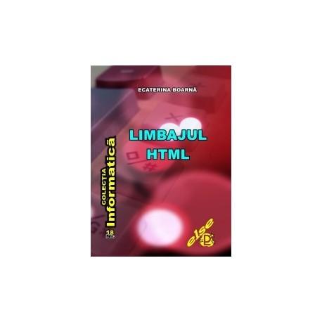 Limbajul HTML - Ecaterina Boarna