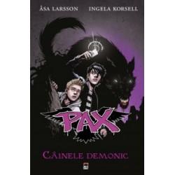 PAX - Cainele Demonic - Asa Larsson, Ingela Korsell, Henrik Jonsson
