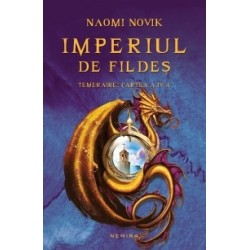 Temeraire: Imperiul de fildes - Naomi Novik