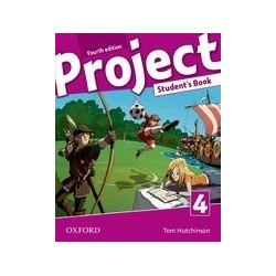 Project Level 4 Students Book Fourth Edition - Tom Hutchinson