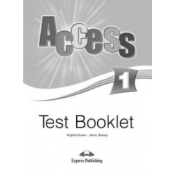 Access 1 : Test Booklet - Jenny Dooley, Virginia Evans