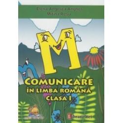 Comunicare in limba romana - Caiet de scriere clasa I - Elena Angelica Anghel, Mitina Rosu