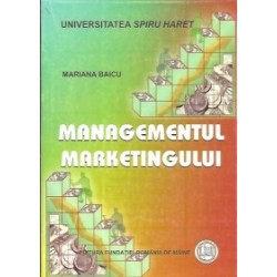 Managementul marketingului - Mariana Baicu
