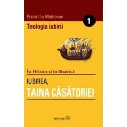 Teologia iubirii Vol. I .Iubirea, Taina Casatoriei - Ilie Moldovan