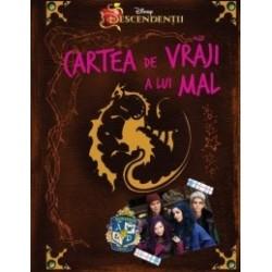 Cartea de vraji a lui Mal (Seria Descendentii) -