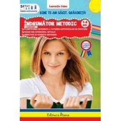 Indrumator metodic 5-6 ani - Laurentia Culea