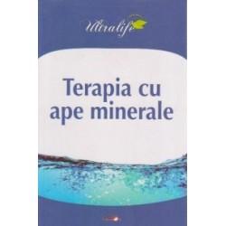 Terapia cu ape minerale - Adrian V. Chiriac
