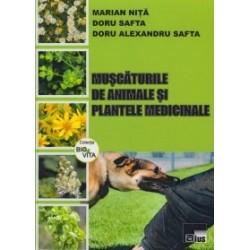 Muscaturile de animale si plantele medicinale - Marian Nita, Doru Safta