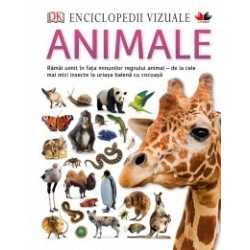 Enciclopedii vizuale. Animale -