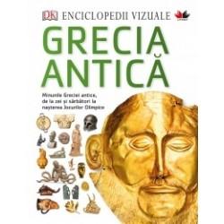 Enciclopedii vizuale. Grecia Antica -