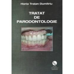Tratat de parodontologie - Horia Traian Dumitriu