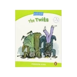 Penguin Kids 4 The Twits Reader - Jocelyn Potter, Roald Dahl