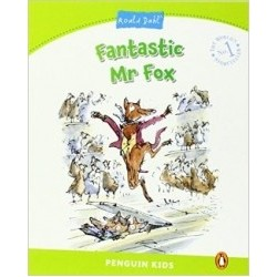 Penguin Kids 4 The Fantastic Mr Fox Reader - Roald Dahl, Andy Hopkins