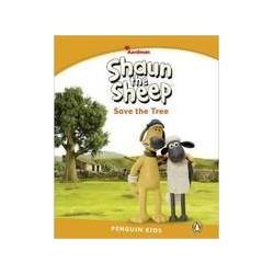 Penguin Kids 3 Shaun the Sheep Save the Tree Reader - Kathryn Harper
