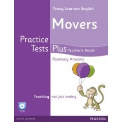 Young Learners English Movers Practice Tests Plus Teacher s Book with Multi-ROM Pack - Rosemary Aravanis
