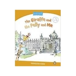 Penguin Kids 3 The Giraffe and the Pelly and Me Reader - Kathryn Harper, Roald Dahl