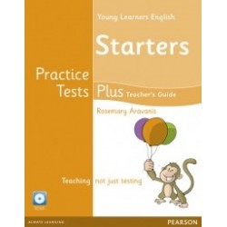 Young Learners English Starters Practice Tests Plus Teacher s Book with Multi-ROM Pack - Rosemary Aravanis