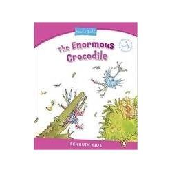 Penguin Kids 2 The Enormous Crocodile Reader - Roald Dahl, Caroline Laidlaw