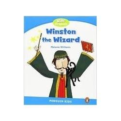 Penguin Kids 1 Winston The Wizard Reader - Melanie Williams