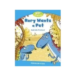 Penguin Kids 1 Rory Wants a Pet Reader - Gabrielle Pritchard