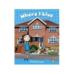 Penguin Kids 1: Where I Live CLIL - Linnette Erocak