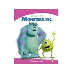 Penguin Kids 2: Monsters Inc - Barbara Ingham