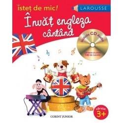 Invat engleza cantand (Istet de mic) - Joanna LE MAY