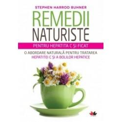 Remedii naturiste pentru hepatita C si ficat -