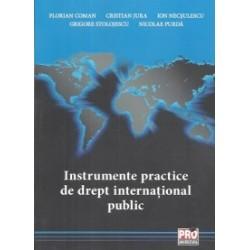 Instrumente practice de drept international public - Cristian Jura, Nicolae Purda, Grigore Stolojescu, Florian Coman, Ion Necsu
