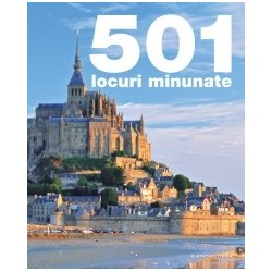 501 locuri minunate -