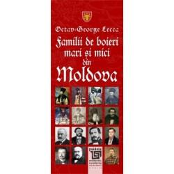Familii de boieri mari si mici din Moldova - Octav-George Lecca